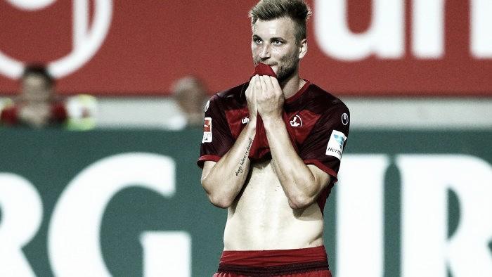 Kaiserslautern's Przybylko suffers setback