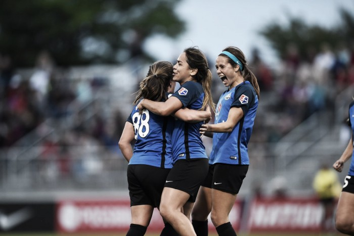 FC Kansas City spoil Mallory Pugh's debut, pick up the win against the Washington Spirit