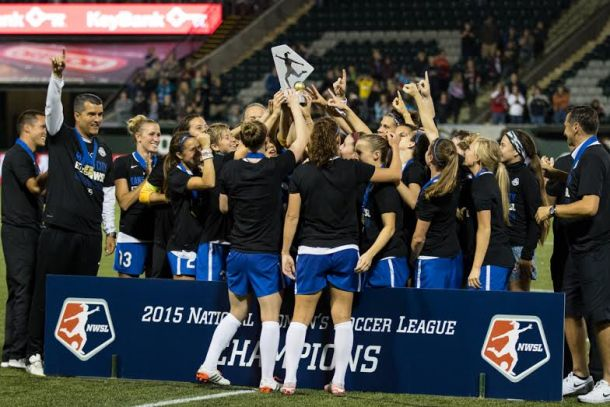 FC Kansas City Breaks Seattle Reign's Hearts Again, Repeat As NWSL Champions