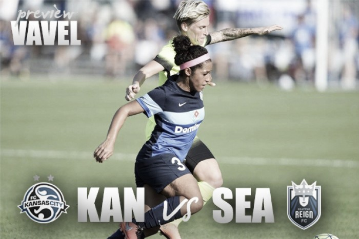 FC Kansas City vs Seattle Reign Preview: Both teams attempting to make a comeback from Week 8 losses