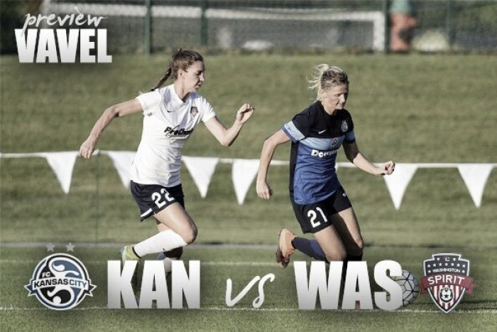 FC Kansas City vs Washington Spirit Preview: Second meet up for the teams