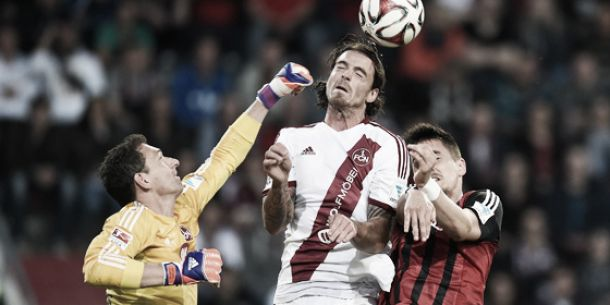 FC Ingolstadt 04 1-1 1. FC Nürnberg: Blum's header stalls Schanzer's inevitable march to the top flight