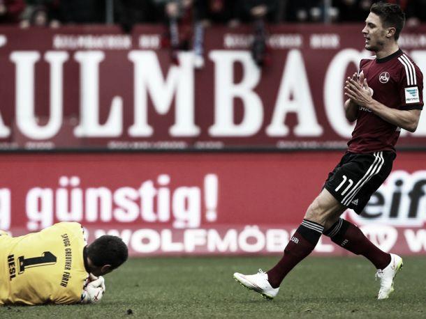 FC Nürnberg 0-0 Greuther Fürth: Spoils shared in hard fought Frankenderby