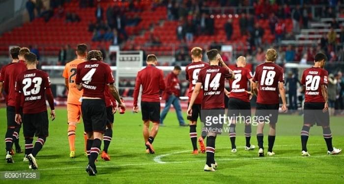 1. FC Nürnberg 2-0 1. FC Union Berlin: Möhwald and Teuchert make it back-to-back wins for FCN