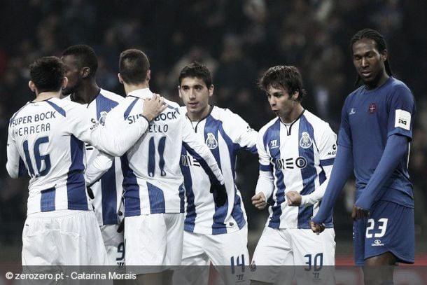 FC Porto mantém a perseguição ao líder Benfica