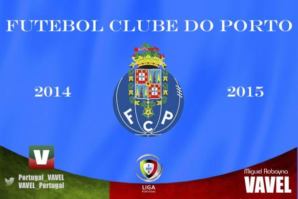FC Oporto 2014/15: reconstrucción española para volver a la victoria
