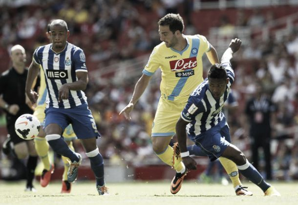 Porto quer virar a página italiana