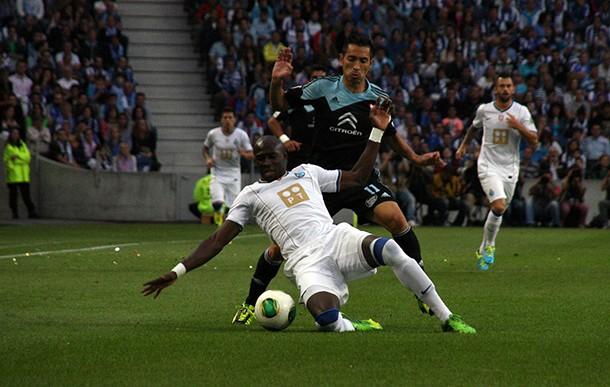 Oporto 1 - 0 Celta: Un tiempo para cada contendiente
