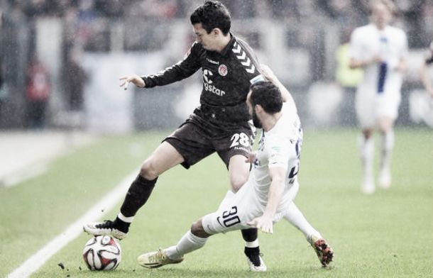 Saint Pauli 0-0 Erzgebirge Aue: Goalless draw means hosts lurk closer to relegation