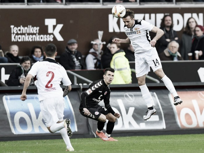 FC St. Pauli 0-0 1. FC Union Berlin: Spoils shared in Hamburg
