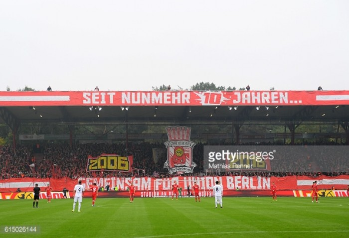 Union Berlin's stadium upgrade pushed forward