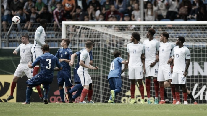 England under-19 1-2 Italy under-19: Dimarco brace books Italian spot in the final