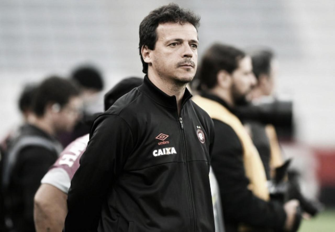 Fernando Diniz é o novo técnico do Fluminense