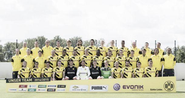 Borussia Dortmund 2014/15: con hambre de títulos
