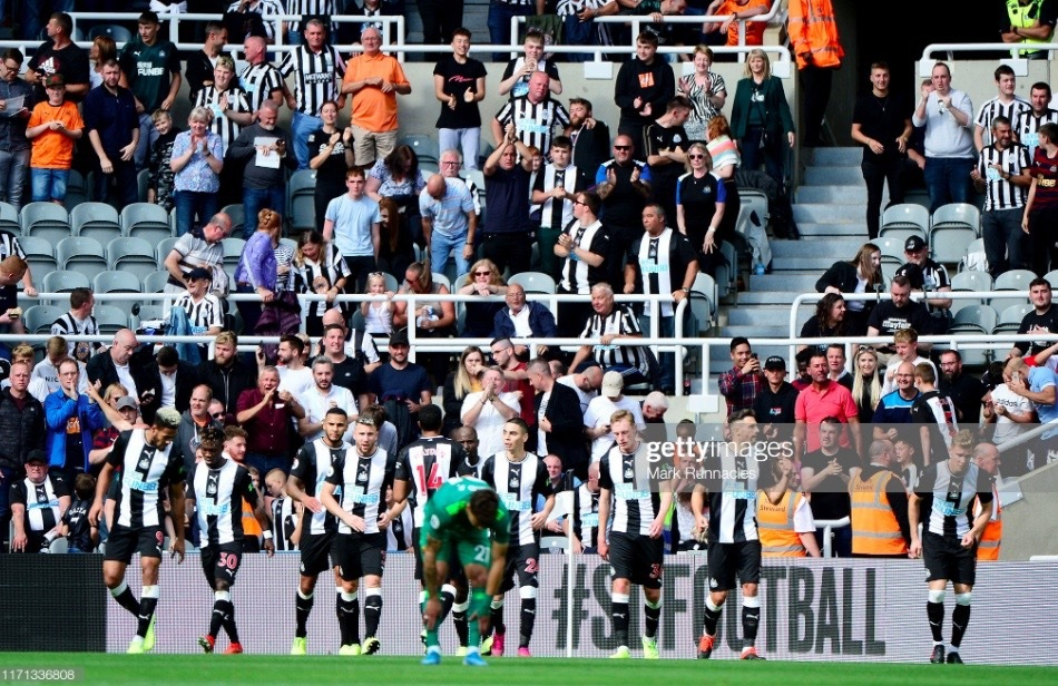 Newcastle United 1-1 Watford: Hornets frustrate Magpies to earn first point of the season
