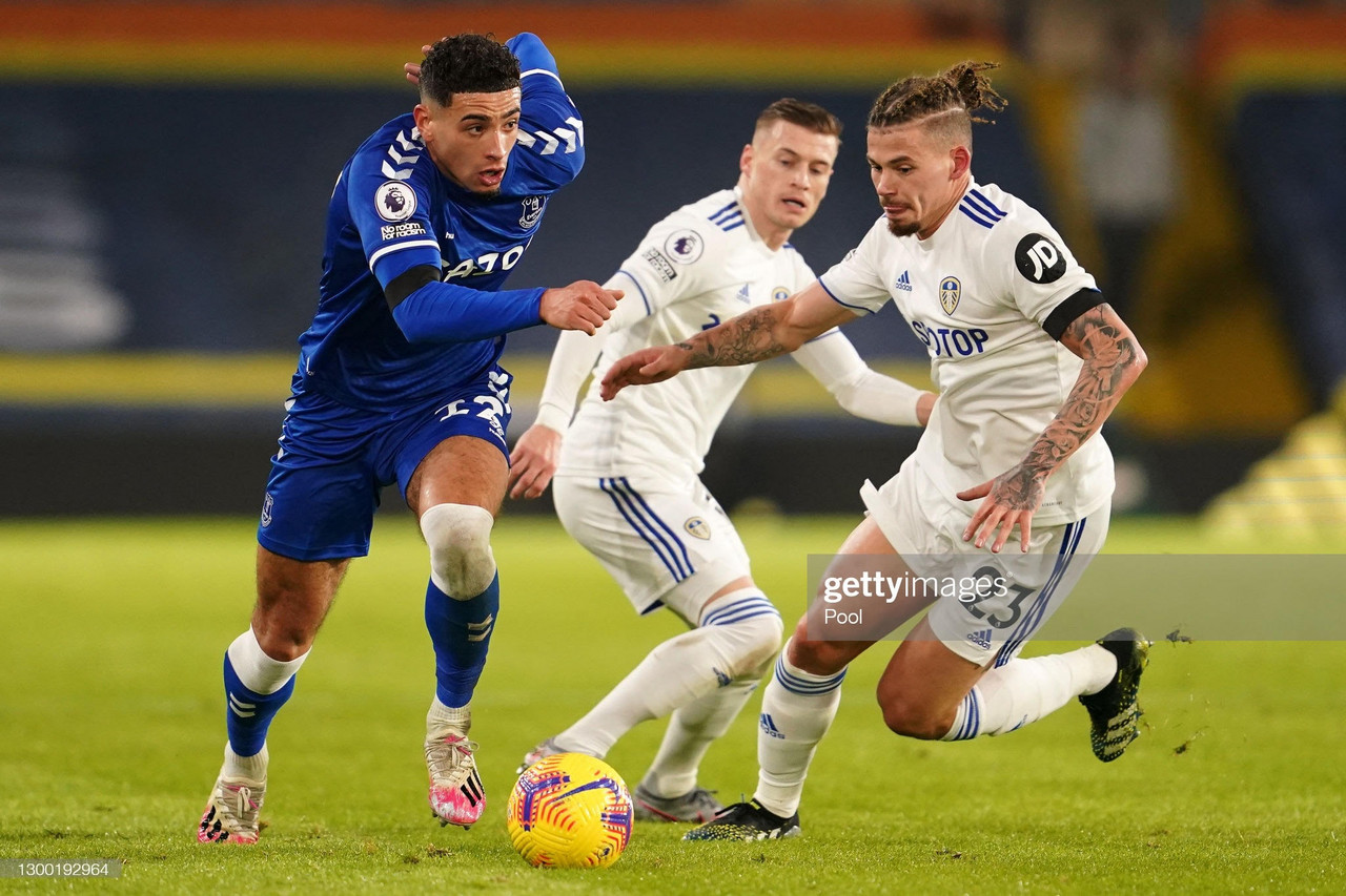 Hard Done By Leeds United fall short to Everton