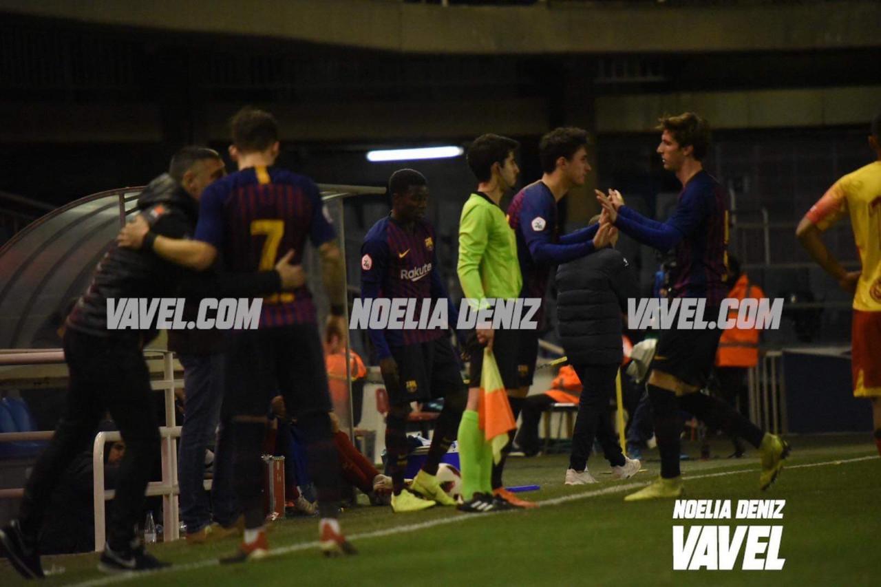 Ignasi Vilarrasa debuta con victoria en el filial