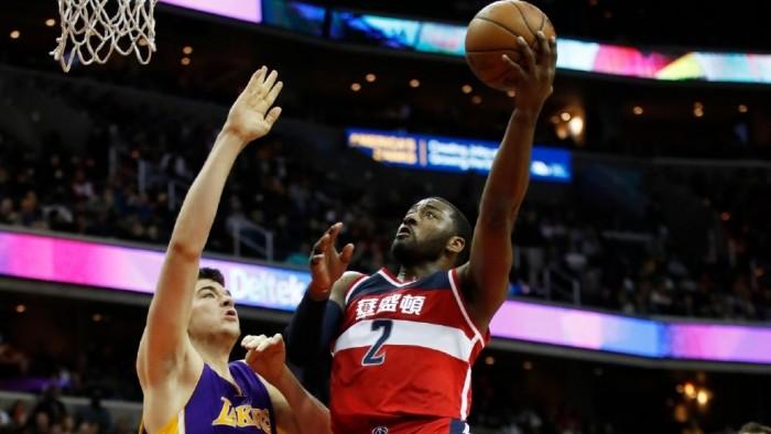 NBA - I Wizards sono inarrestabili tra le mure amiche, anche i Lakers vanno KO
