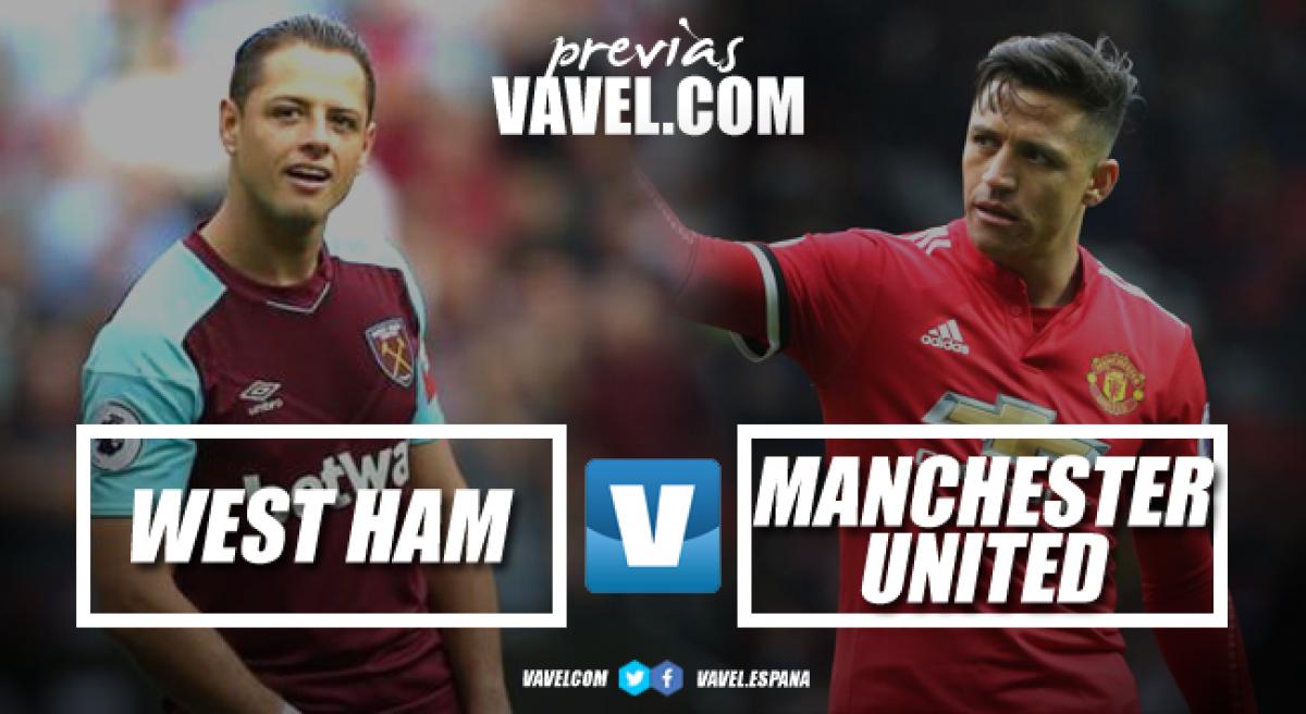Previa West Ham - Manchester United: A cumplir con lo postergado