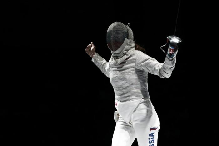 Rio 2016, finale sciabola femminile: Egorian trionfa, superata nel derby russo Velikaya (15-14)