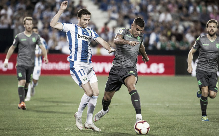 Previa Real Sociedad - Leganés: enfrentamiento con vista a los puestos europeos