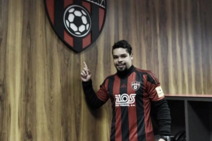 Kerlon 'Foquinha' assina por duas temporadas com Spartak Trnava, da Eslováquia