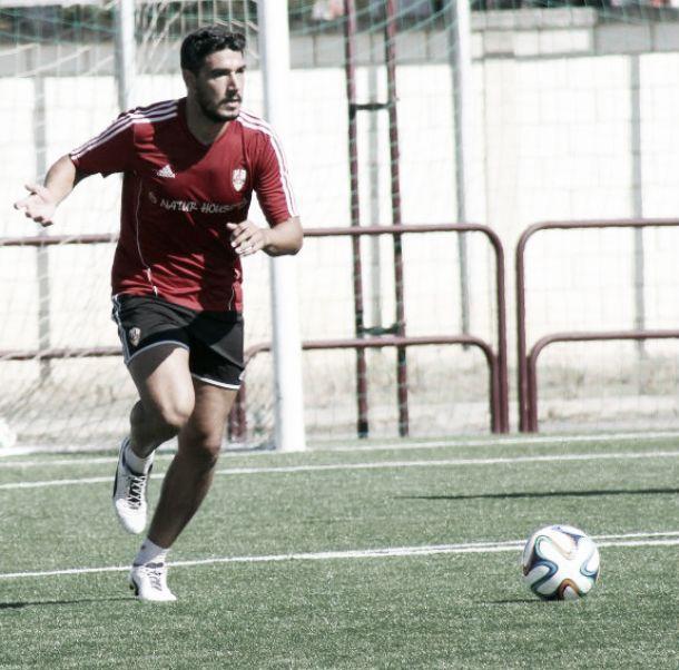 Moisés García, otro refuerzo defensivo para el FC Cartagena