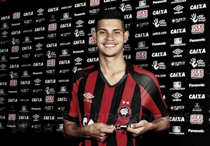 Atlético-PR acerta contratação do jovem meia Bruno Guimarães, ex-Audax