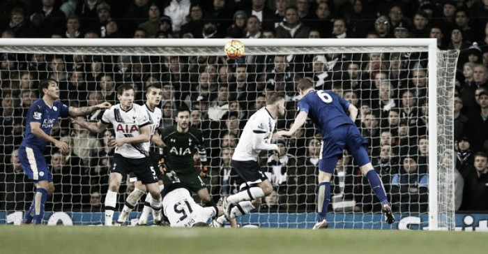 Il Leicester espugna White Hart Lane: con il Tottenham finisce 0-1