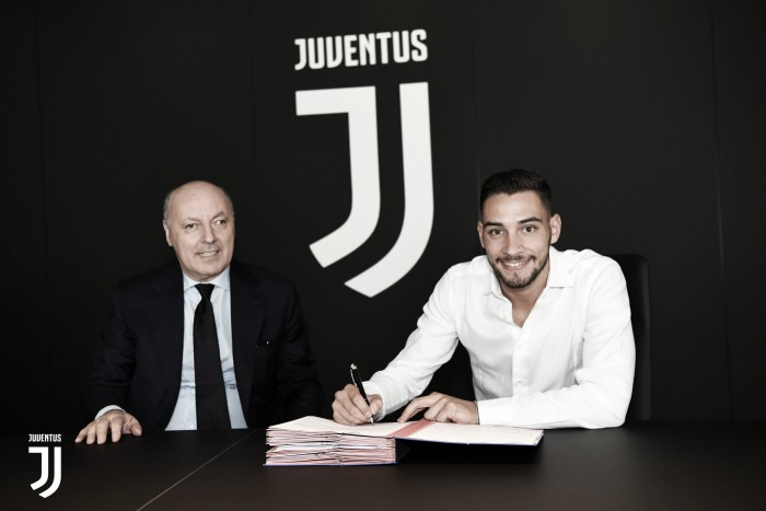De Sciglio ya es de la Juve