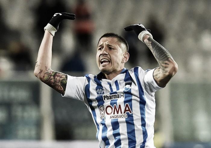 Sensação da Serie B, atacante Lapadula deixa em aberto futuro no Pescara