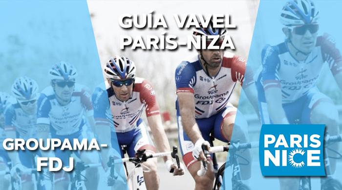 Guía VAVEL: París-Niza 2019. Groupama-FDJ