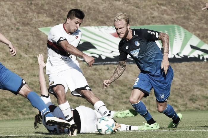 Genoa, tris di goal contro la rivelazione Hoffenheim: a segno Galabinov