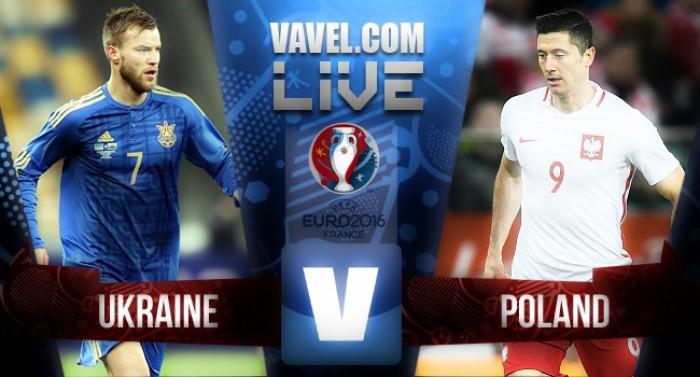 Risultato Ucraina - Polonia Euro 2016 (0-1)