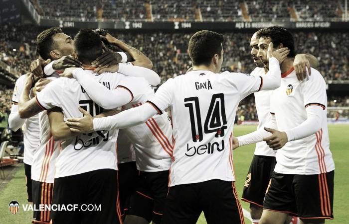 Resumen Valencia 2016/17: el mejor partido, Valencia - Real Madrid
