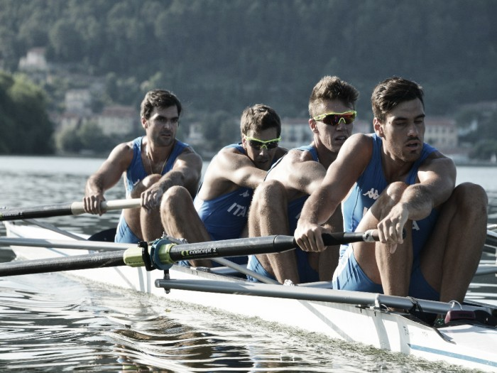 Rio 2016, finale canottaggio: l'Italia conquista il bronzo nel 4 senza!