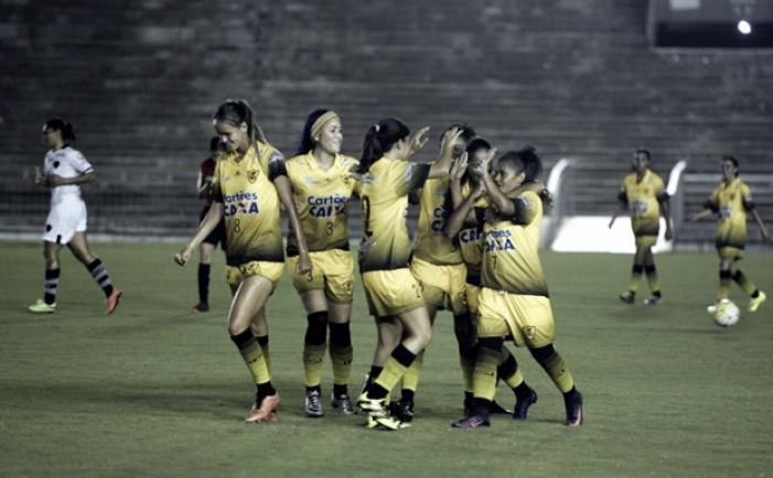 Aliança-GO bate Botafogo-PB na primeira rodada do Brasileirão Feminino Série A2