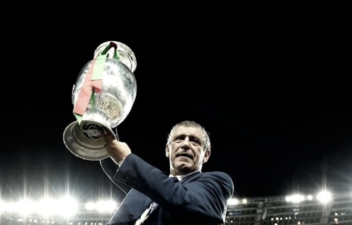 Entrenador de Portugal 2018: Fernando Santos, un estratega que conquistó el Viejo Continente