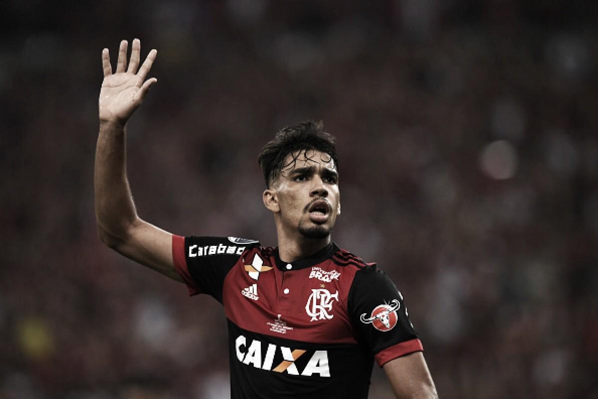 Base vem forte: Lucas Paquetá caminha para se tornar uma referência no Flamengo