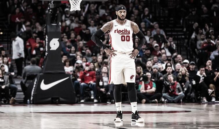 Antetokounmpo e Carmelo Anthony são eleitos melhores jogadores da semana pela NBA