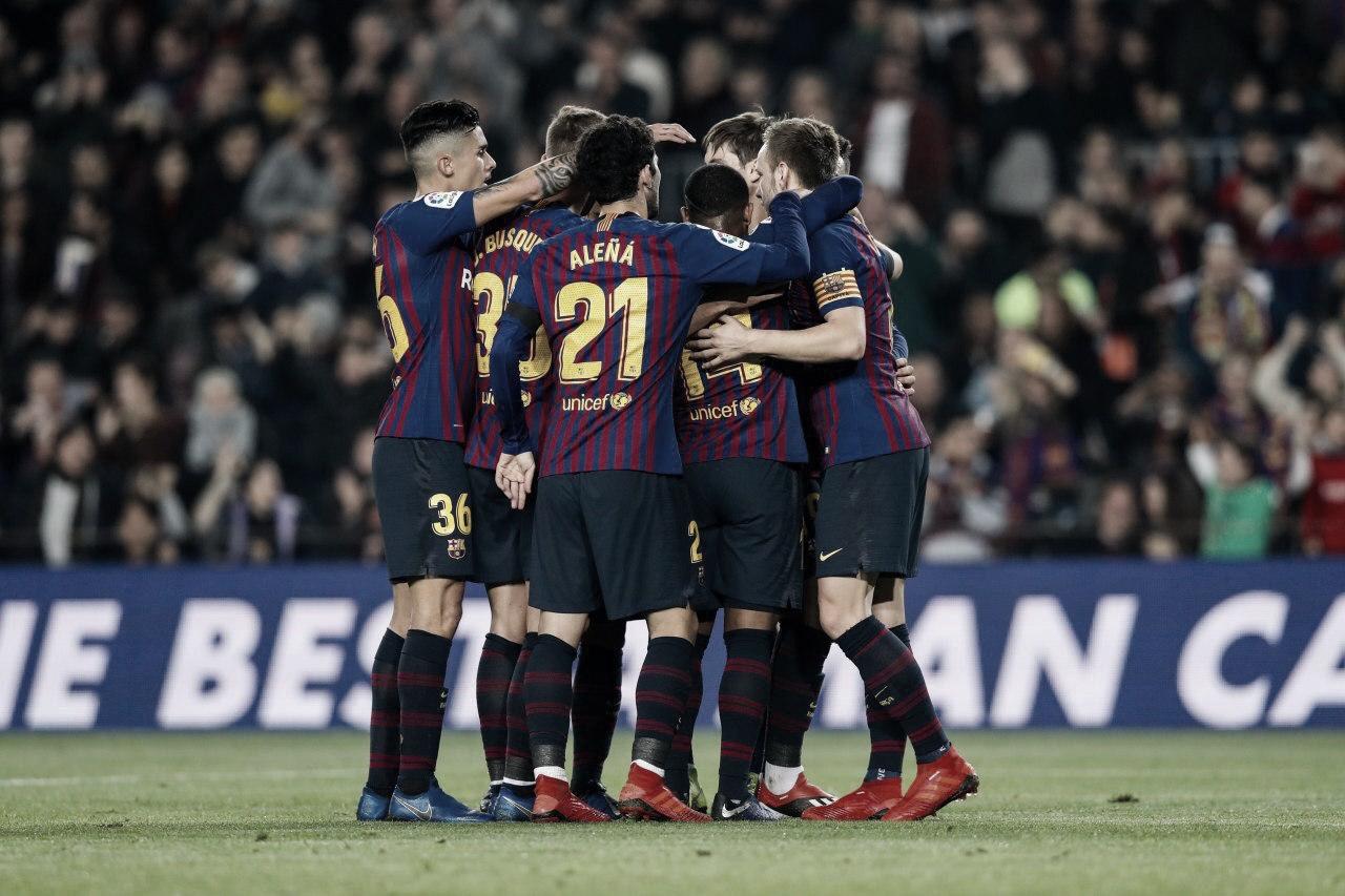 Barcelona derrota Leonesa em casa e se classifica para a próxima fase da Copa do Rei