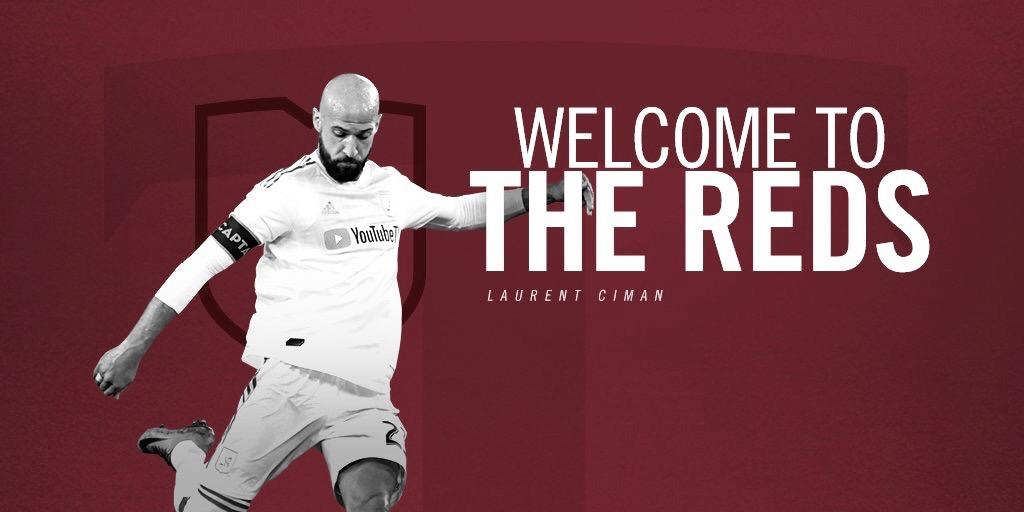 Ciman regresa a la MLS