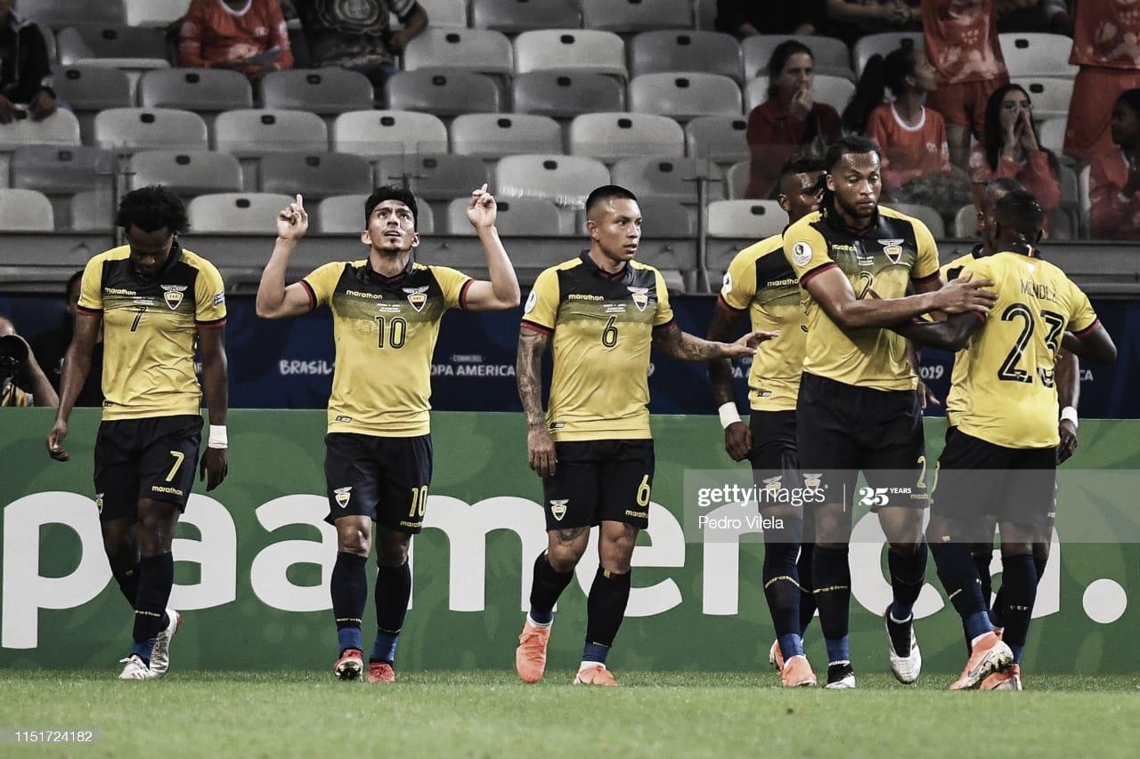 Analizando a Ecuador primer rival en las eliminatorias