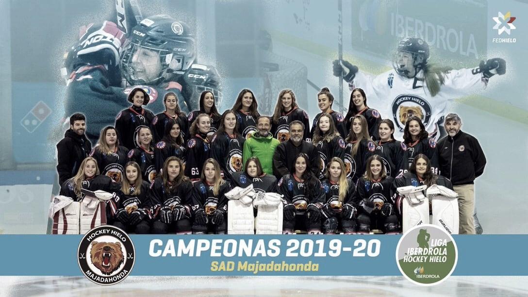 Majadahonda campeón de la liga femenina. Puigcerdà se adelanta en la final masculina