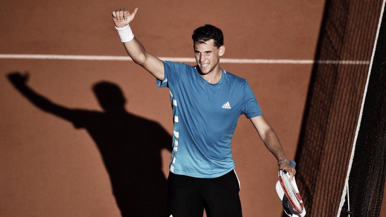 Com autoridade, Thiem bate Monfils e vai às quartas de Roland Garros