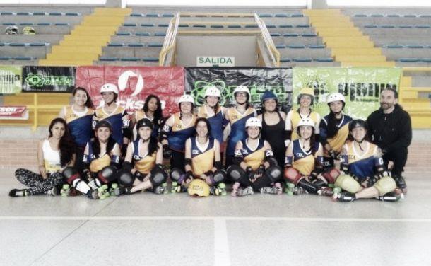 Colombia, presente en el Mundial de Roller Derby