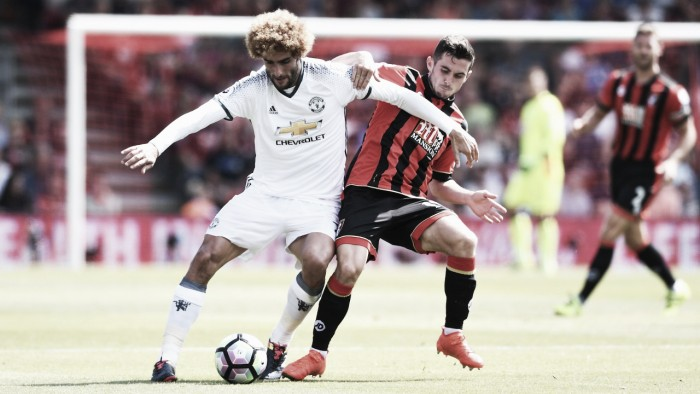 Mourinho insists Marouane Fellaini will be loved by United fans if he continues his fine form