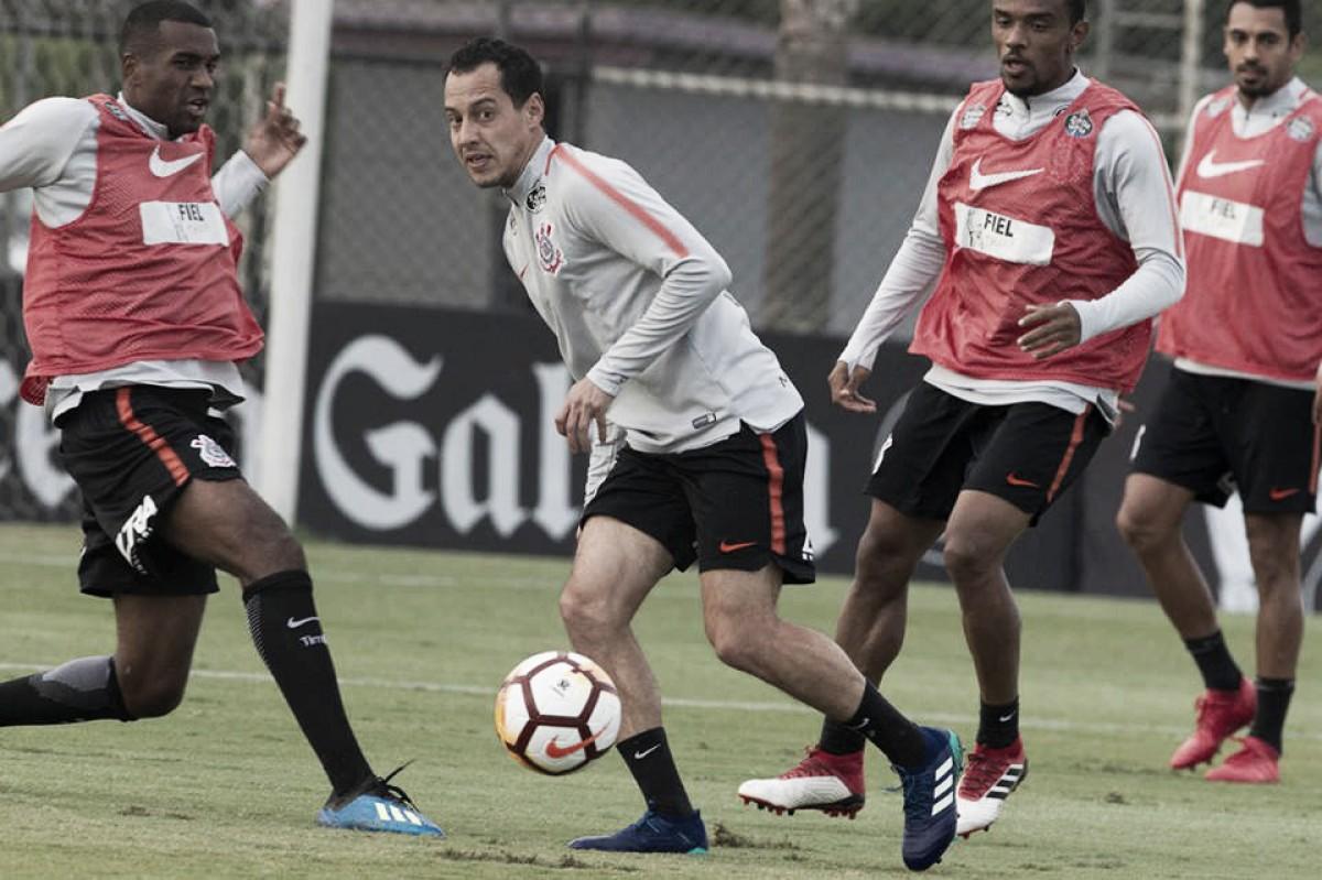 Finalizado Corinthians x América-MG pelo Campeonato Brasileiro 2018 (1-0)