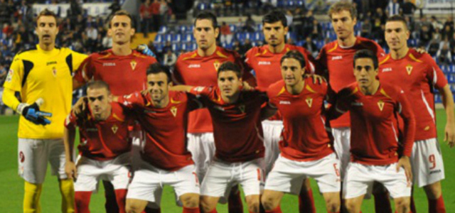 Real Murcia - Sabadell: Puntaciones Real Murcia, jornada 36