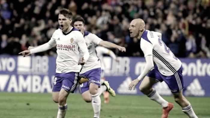 """Aleix Febas: """"El equipo ha demostrado que sabe sufrir"""""""